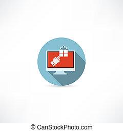 pc gift icon