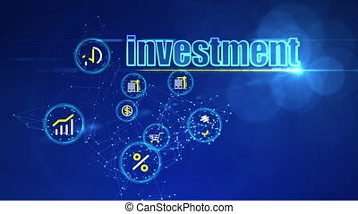 """pc, icons"""", """"abstract, fond, investissement"""