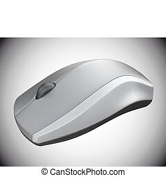 PC Mouse. Vector