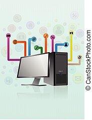 pc, multimedia