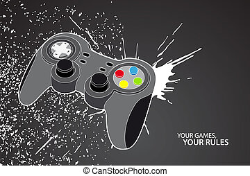 PC or console controller