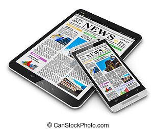 pc, smartphone, business, tablette, nouvelles