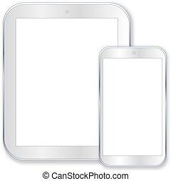 pc, smartphone, edv, tablette