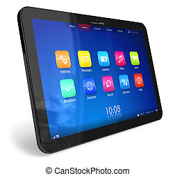 pc. tablet