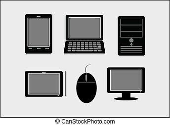PC, tavoletta,  smartphone,  laptop