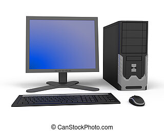 pc, workstation