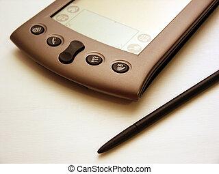 PDA - A clean shot of a pda.