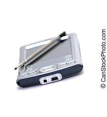 PDA - Pcoket PC on white background