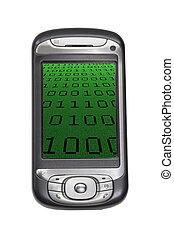 pda - image of a pda technology device