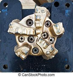 Brand new PDC (Polycrystalline Diamond Compact) drilling bit