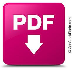 PDF download icon pink square button