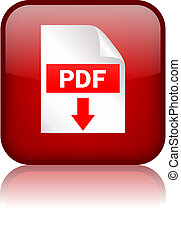 Pdf download square button