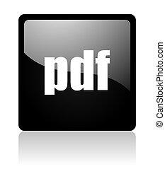 pdf, icona