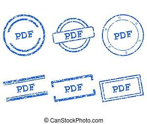 Pdf stamps