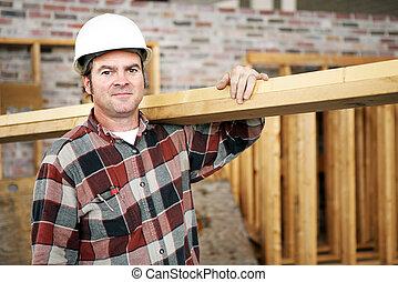 peón, construcción