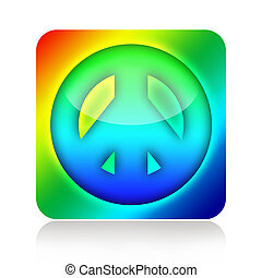 Peace and Love icon