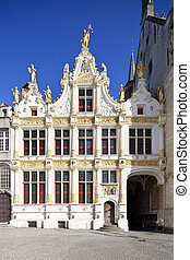Peace Court Of Bruges