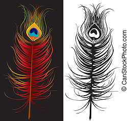 peacock veer