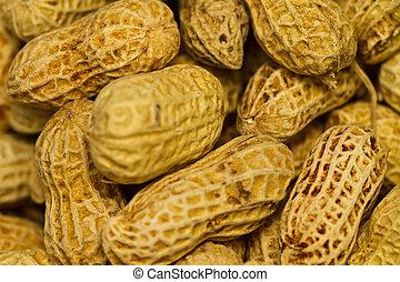 Peanut Abstract