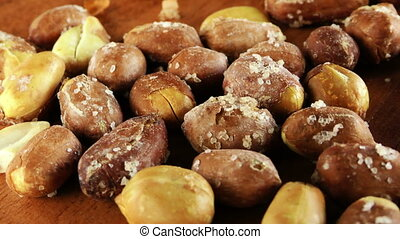 Peanut and Measurement Macro Viev