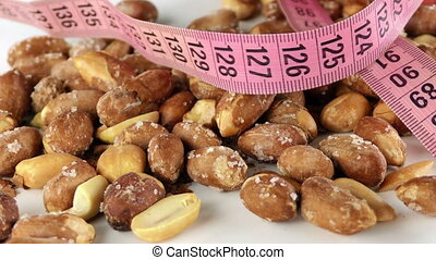 Peanut and Measurement Macro Viev