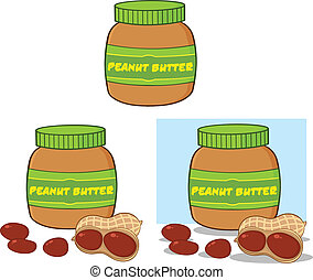 Peanut Butter  Set Collection