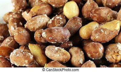 Peanut Macro View