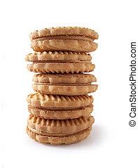 peanutbutter, biscoitos, 2