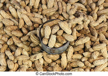 Peanuts in can, Thailand market