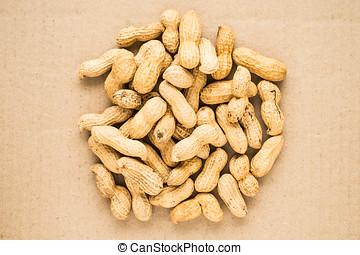 peanuts in shells
