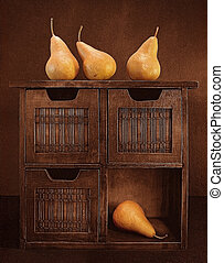 Pear Conspiracy 1