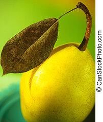 Pear,