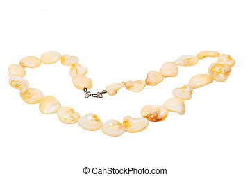 pearl jewelry necklace