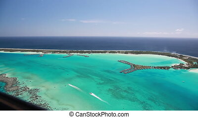 Pearl of the South Pacific - Helicopter Flight over Bora...
