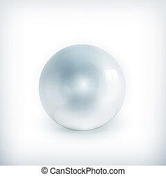 Pearl, vector