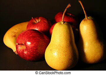 Pears & Apples