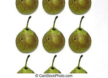 pears in close up pic