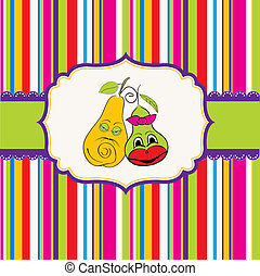 pears in love