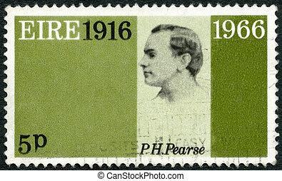 pearse, patrick, -, (1879-1916), 1966:, irlanda, henry, (eire), 5, exposiciones