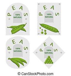 peas - the green peas