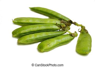 peas. Still life