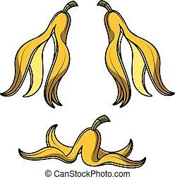 peau banane