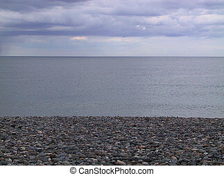 Pebble beach (Irland)