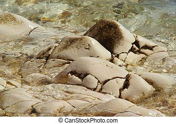 pebble on the beach 11
