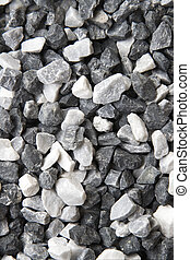 Pebble stones - Background of pebble stones