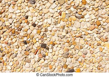 Pebbles Background Texture Pattern