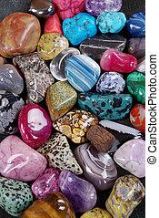 Pebbles - Colorful pebbles