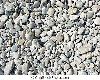 pebbles on the beach of the Black Sea1