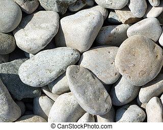 pebbles on the beach of the Black Sea2
