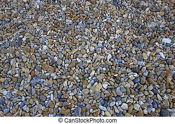 Pebbles.